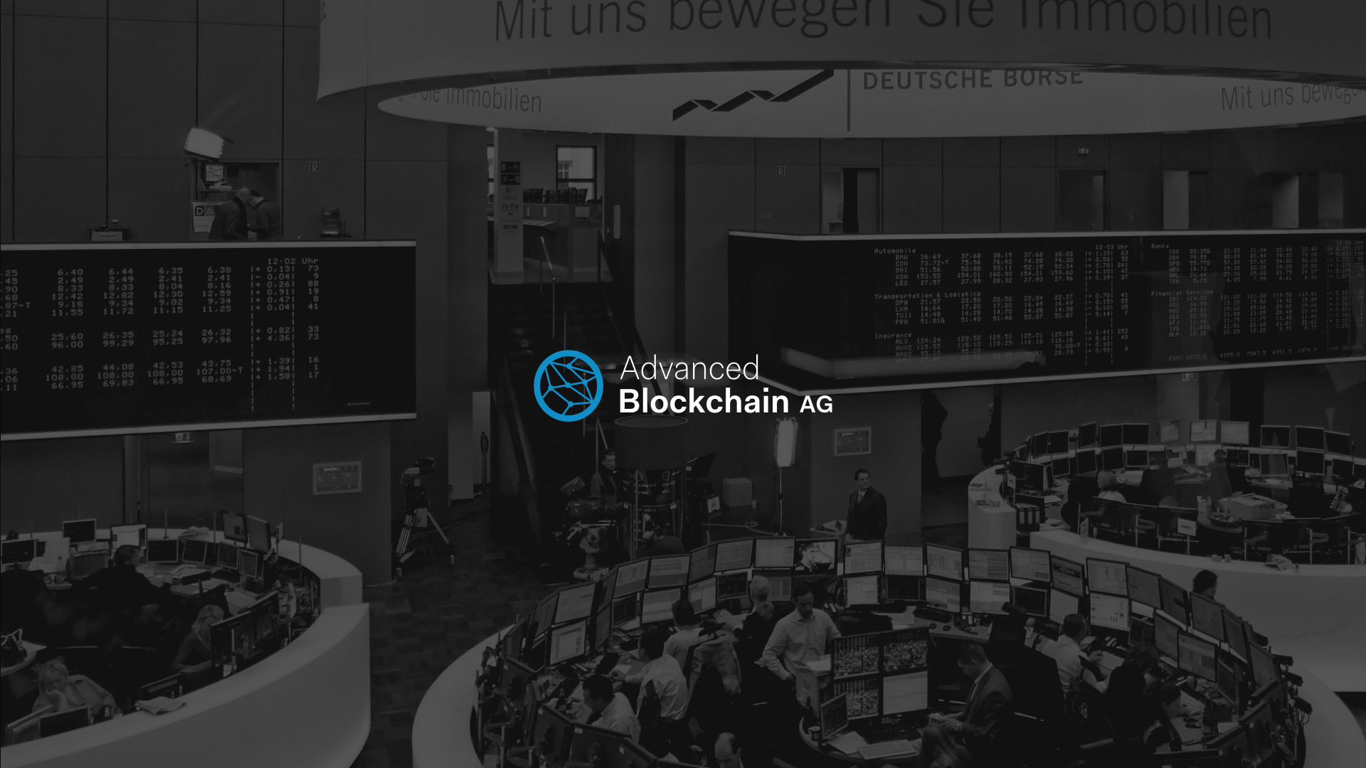Advanced Blockchain AG become first blockchain development company to be listed on Xetra